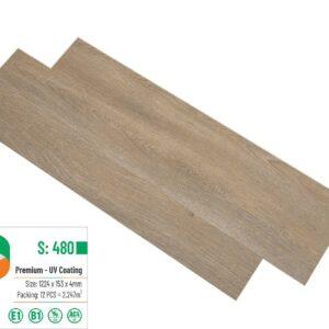 Sàn Nhựa Glotex